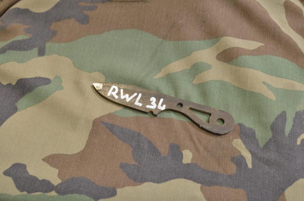 URBS polotovar z RWL 34